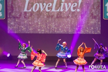Love Live Show - Japan Expo 10ans