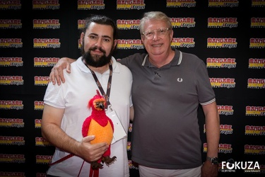 MangameShow Fréjus 2019 - Photocall Mark William