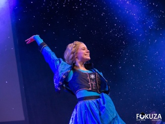 TGS - Spectacle Reine des Neiges